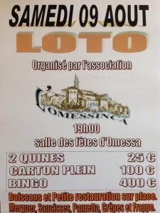 Affiche Loto